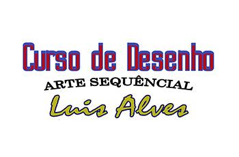 Curso de desenho Arte Sequencial Luis Alvez