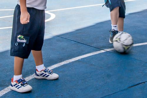 Futsal - escola recanto